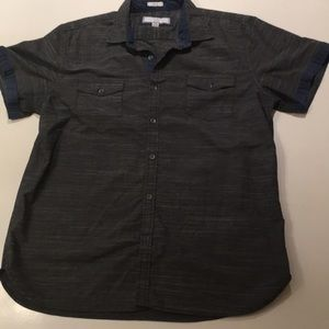 Men's cotton slim fit shirt
